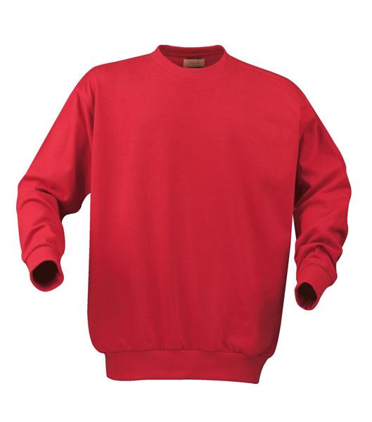 Bluza dresowa P 2062031 Softball - softball_red_400_P - Kolor: Red