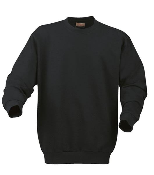 Bluza dresowa P 2062031 Softball - softball_black_900_P - Kolor: Black
