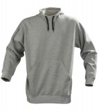 Bluza dresowa P 2062033 Fastpitch - fastpitch_grey_melange_120_P Grey melange