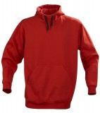 Bluza dresowa P 2062033 Fastpitch - fastpitch_red_400_P Red