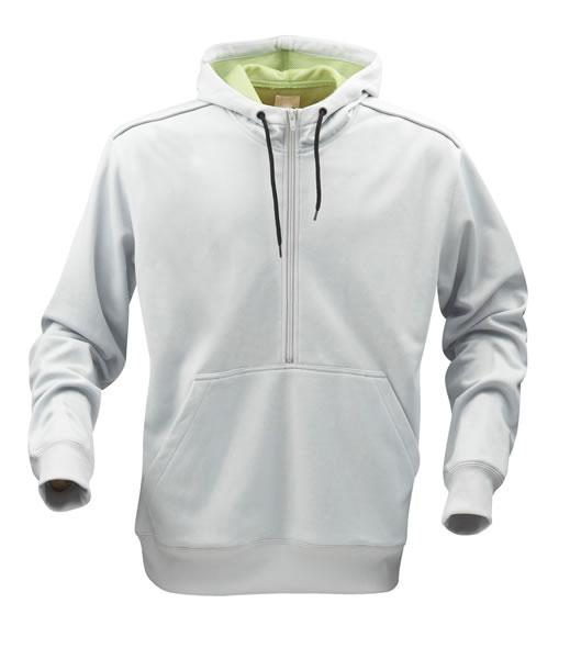Bluza dresowa P 2062032 Archery  - archery_lightgrey_lime_116_P - Kolor: Light grey / Lime