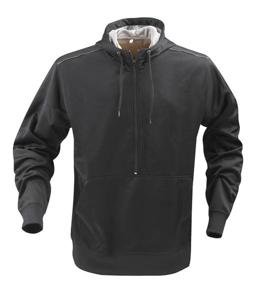 Bluza dresowa P 2062032 Archery  - archery_black_grey_900_P - Kolor: Black / Grey