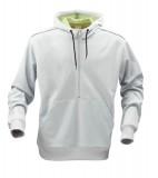 Bluza dresowa P 2062032 Archery  - archery_lightgrey_lime_116_P Light grey / Lime
