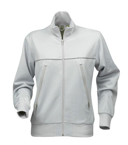 Bluza dresowa Ladies P 2061031 Field - field_lightgrey_lime_116_P - Kolor: Light grey / Lime
