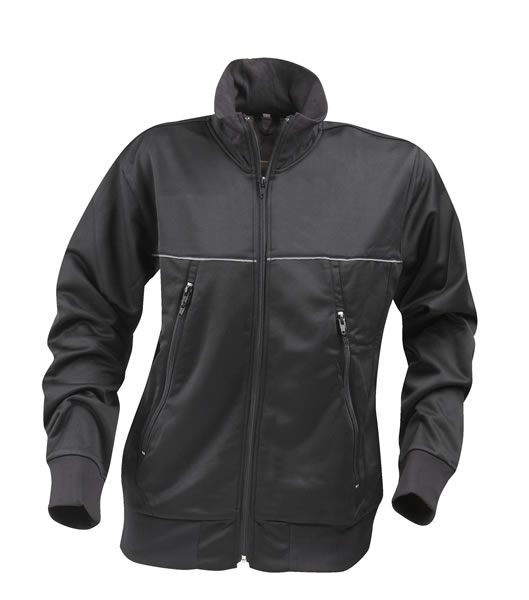 Bluza dresowa Ladies P 2061031 Field - field_black_grey_900_P - Kolor: Black / Grey