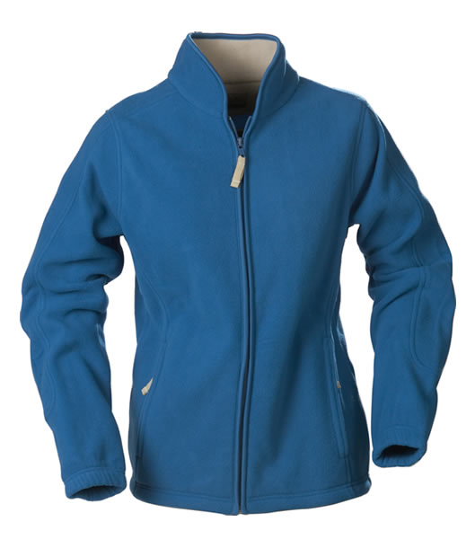 Bluzy polarowe Ladies P 2061032 Frisbee - frisbee_petrol_523_P - Kolor: Petrol