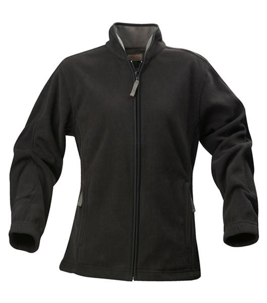 Bluzy polarowe Ladies P 2061032 Frisbee - frisbee_black_900_P - Kolor: Black
