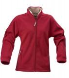 Bluzy polarowe Ladies P 2061032 Frisbee - frisbee_red_400_P Red