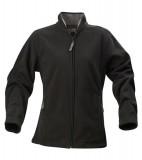 Bluzy polarowe Ladies P 2061032 Frisbee - frisbee_black_900_P Black