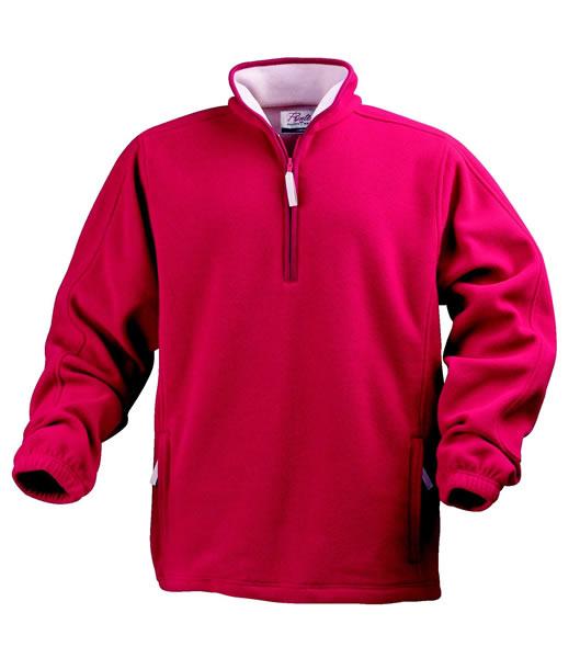 Bluzy polarowe P 2062025 Rally  - rally_red_400_P - Kolor: Red