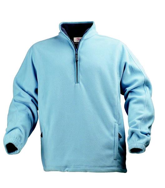 Bluzy polarowe P 2062025 Rally  - rally_light_blue_511_P - Kolor: Light blue