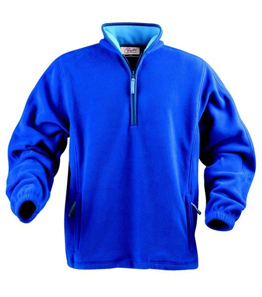 Bluzy polarowe P 2062025 Rally  - rally_blue_530_P - Kolor: Blue
