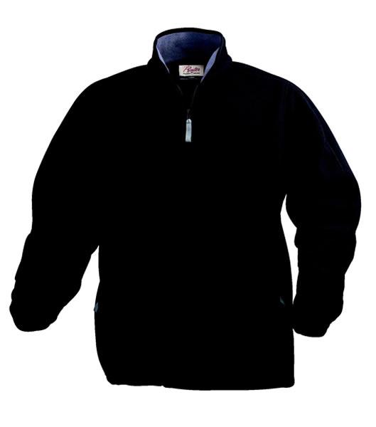 Bluzy polarowe P 2062025 Rally  - rally_black_900_P - Kolor: Black
