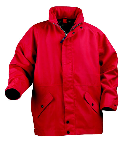 Kurtka P 2061024 Squeeze Oxford  - squeeze_oxford_red_400_P - Kolor: Red