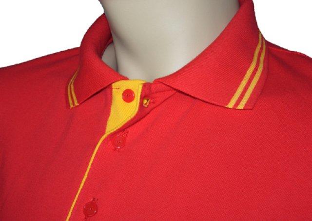 Koszulki Polo PROMO 1040 - 1040_detale_PE - Kolor: wzór