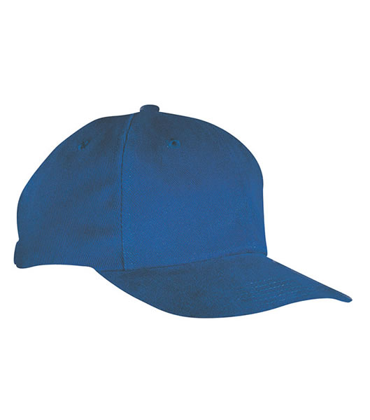 Czapka MB018 6 Panel Cap close-fitting - 018_royal_MB - Kolor: Royal