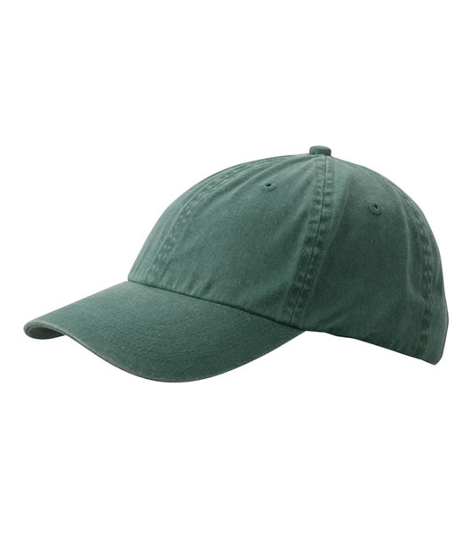 Czapka MB097 Enzyme Washed Cap - 097_forest_green_MB - Kolor: Forest green