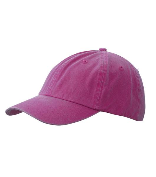 Czapka MB097 Enzyme Washed Cap - 097_purple_MB - Kolor: Purple