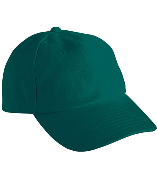 Czapka MB6111 6 PANEL RAVER CAP - 6111_dark_green_MB - Kolor: Dark green
