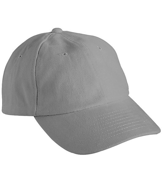 Czapka MB6111 6 PANEL RAVER CAP - 6111_dark_grey_MB - Kolor: Dark grey