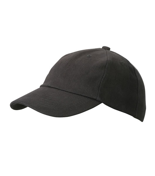 Czapka MB6111 6 PANEL RAVER CAP - 6111_graphite_MB - Kolor: Graphite
