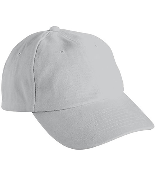 Czapka MB6111 6 PANEL RAVER CAP - 6111_light_grey_MB - Kolor: Light grey