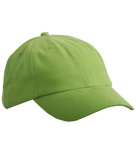 Czapka MB6111 6 PANEL RAVER CAP - 6111_lime_green_MB - Kolor: Lime green