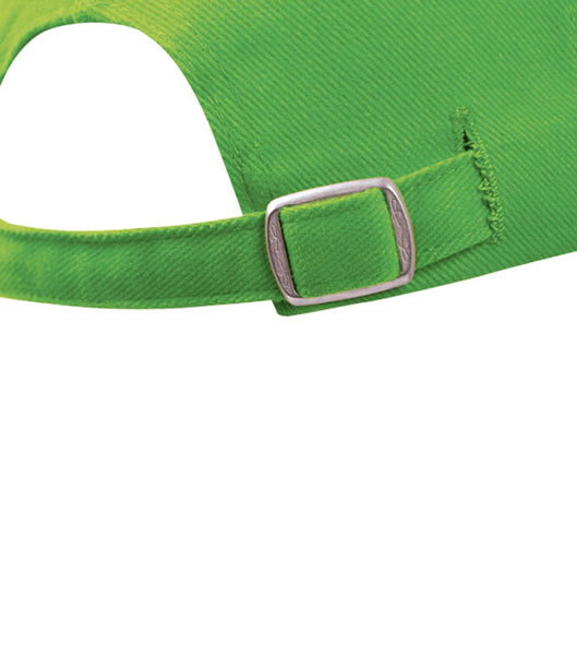 Czapka MB6112 6 PANEL SANDWICH CAP - 6112_detale_MB - Kolor: Lime green