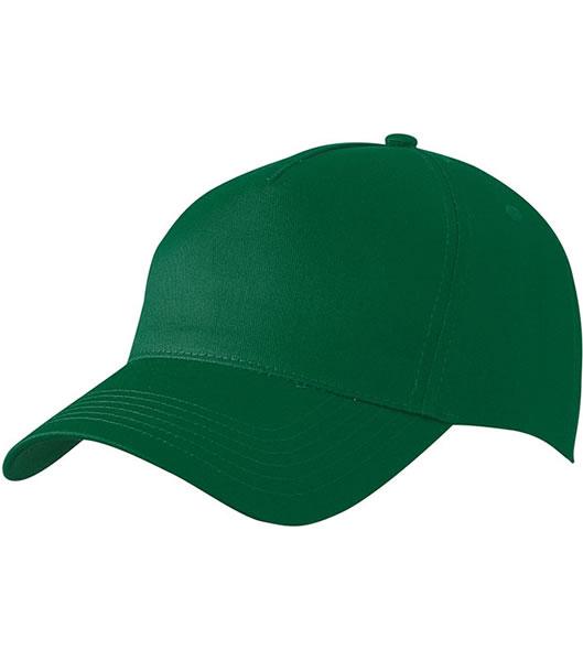 Czapka MB6117 5 Panel Cap  - 6117_dark_green_MB - Kolor: Dark green