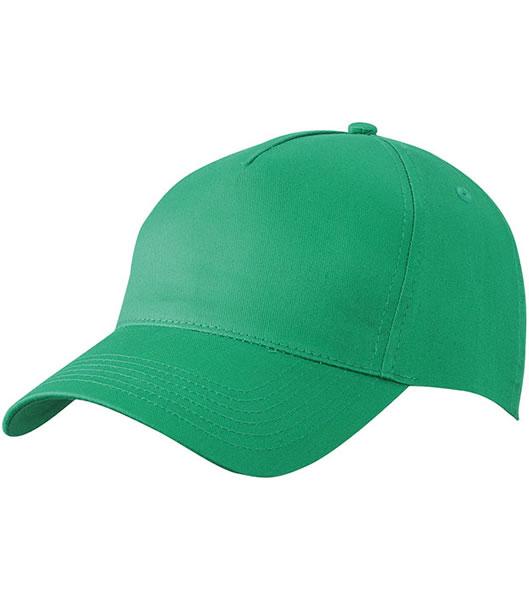 Czapka MB6117 5 Panel Cap  - 6117_irish_green_MB - Kolor: Irish green
