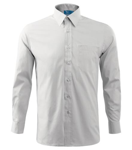 Koszula A 209 SHIRT LONG SLEEVE - 209_00_A - Kolor: Biały