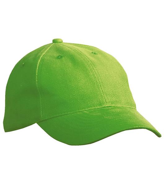Czapka MB6126 Softlining Raver Cap - 6126_lime_green_MB - Kolor: Lime green