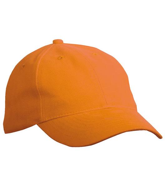 Czapka MB6126 Softlining Raver Cap - 6126_orange_MB - Kolor: Orange