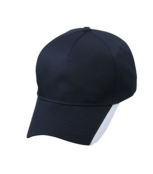 Czapka MB6502 Two Tone Cap - 6502_navy_white_MB - Kolor: Navy / White