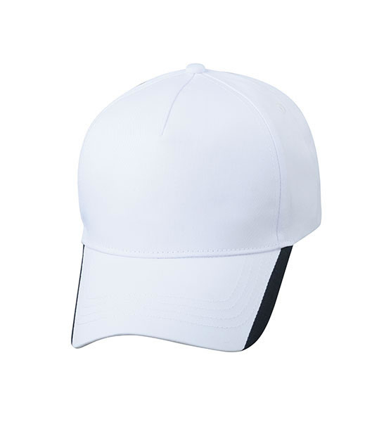 Czapka MB6502 Two Tone Cap - 6502_white_navy_MB - Kolor: White / Navy