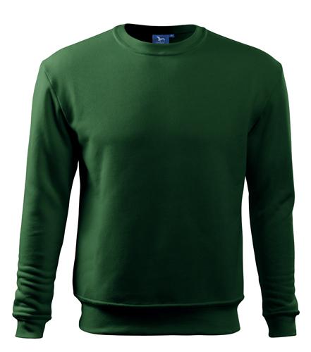 Bluza dresowa A 406 ESSENTIAL 300 - 406_06 A - Kolor: Zieleń butelkowa