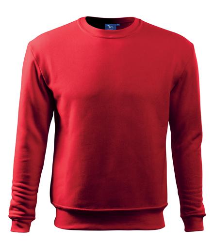 Bluza dresowa A 406 ESSENTIAL 300 - 406_07 A - Kolor: Czerwony