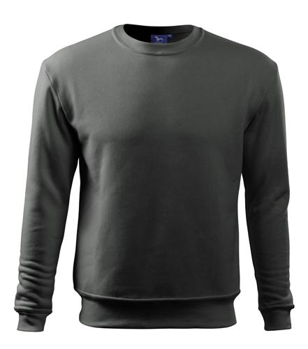 Bluza dresowa A 406 ESSENTIAL 300 - 406_67 A - Kolor: Ciemna khaki