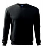 Bluza dresowa A 406 ESSENTIAL 300 - 406_01 A Czarny