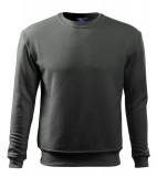 Bluza dresowa A 406 ESSENTIAL 300 - 406_67 A Ciemna khaki
