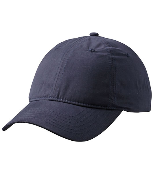Czapka MB6554 6 Panel Base Cap - 6554_navy_MB - Kolor: Navy