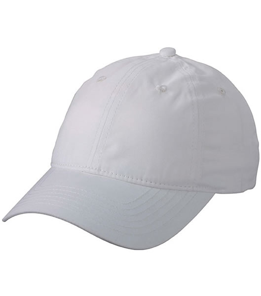 Czapka MB6554 6 Panel Base Cap - 6554_offwhite_MB - Kolor: Off-white