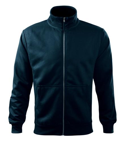 Bluza dresowa A 407 ADVENTURE  - 407_02 A - Kolor: Granatowy