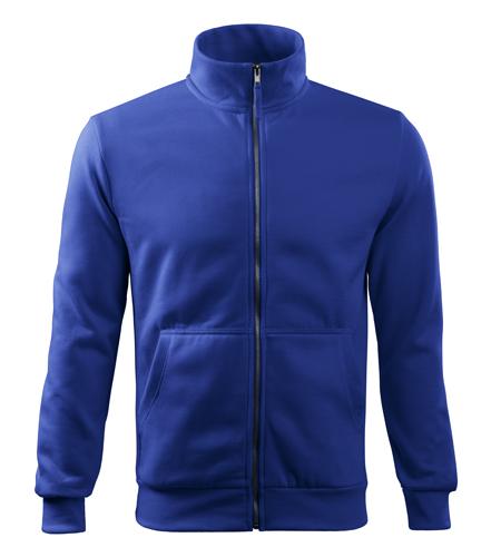 Bluza dresowa A 407 ADVENTURE  - 407_05 A - Kolor: Chabrowy