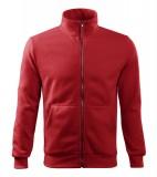 Bluza dresowa A 407 ADVENTURE  - 407_07 A Czerwony