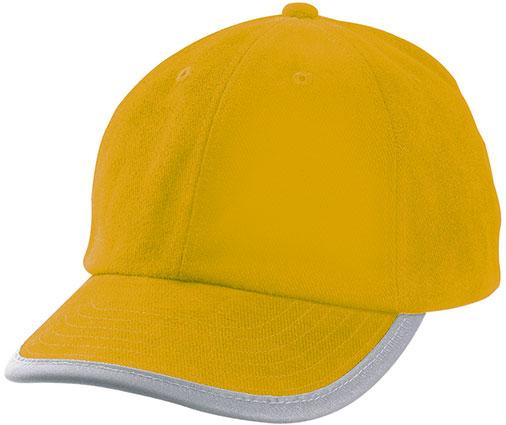 Czapka MB6192 Security Cap - 6192_yellow_MB - Kolor: Yellow