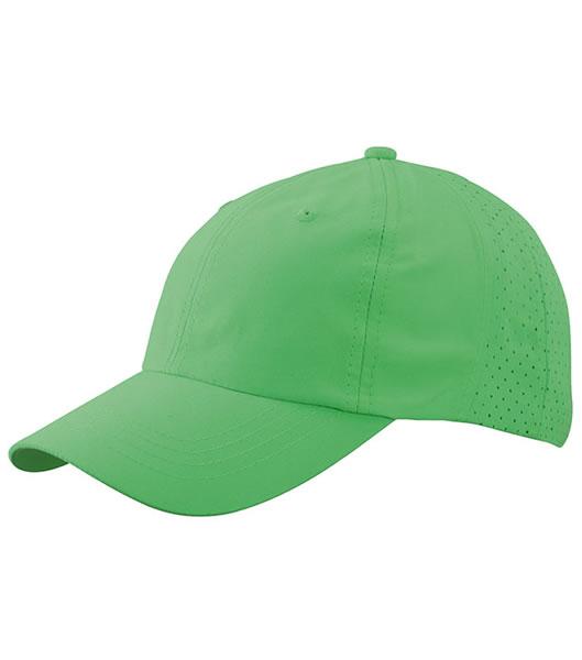 Czapka MB6538 Laser Cut Cap - 6538_lime_green_MB - Kolor: Lime green
