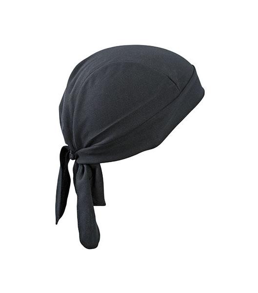 Czapka MB6530 Functional Bandana Hat - 6530_black_MB - Kolor: Black