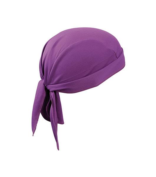 Czapka MB6530 Functional Bandana Hat - 6530_purple_MB - Kolor: Purple