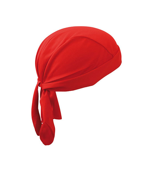 Czapka MB6530 Functional Bandana Hat - 6530_red_MB - Kolor: Red